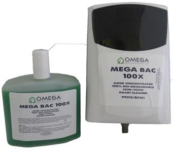 MEGA BAC 100X
